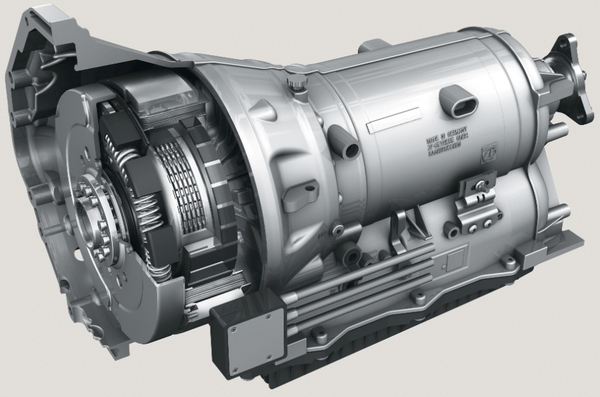 ZF 8HP Series